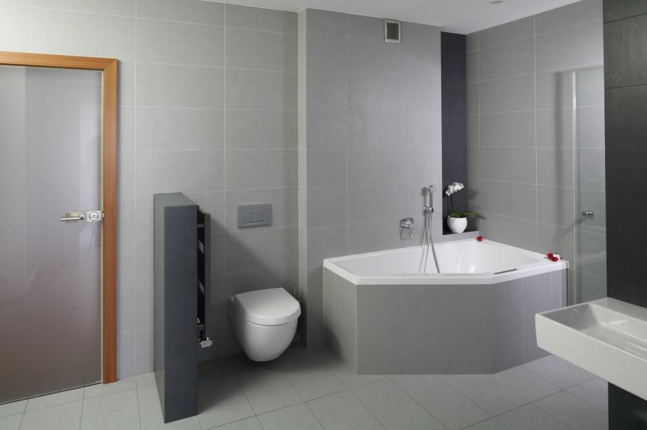 Łazienka dla rodziny. Zobacz jak urządzić wnętrze z pralnią