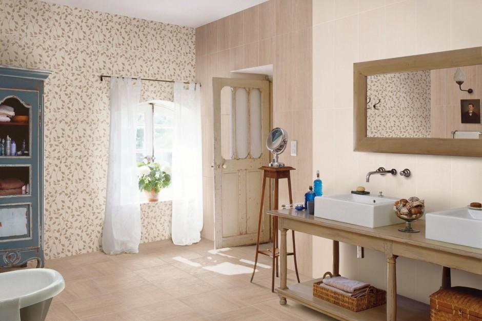 Łazienka ocieplona drewnem. 12 wnętrz w domowym klimacie