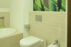 Radzimy łazienka Z Fototapetą Zobacz Pomysły Architektów