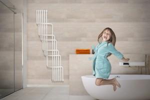 Grzejniki do łazienki – zobacz nowe modele dekoracyjne