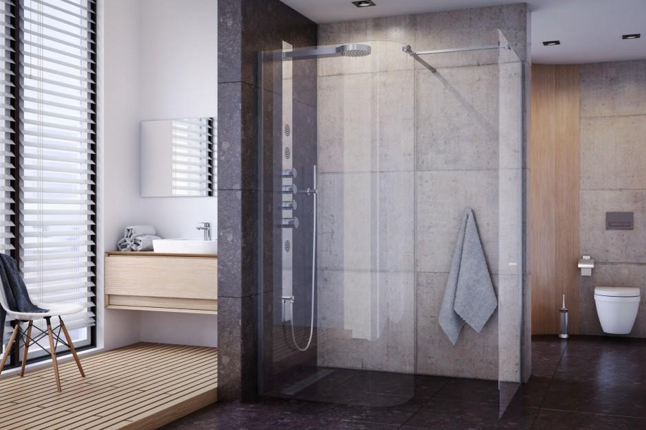 Prysznic w narożniku – zobacz najmodniejsze modele kabin