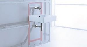 Uniwersalny system instalacji sanitarnych od TECE