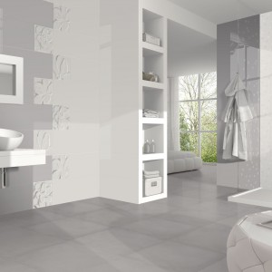Białe płytki ceramiczne – 10 pięknych kolekcji