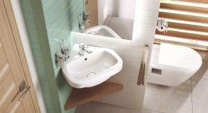 Umywalki narożne: 10 najciekawszych modeli od 159 zł