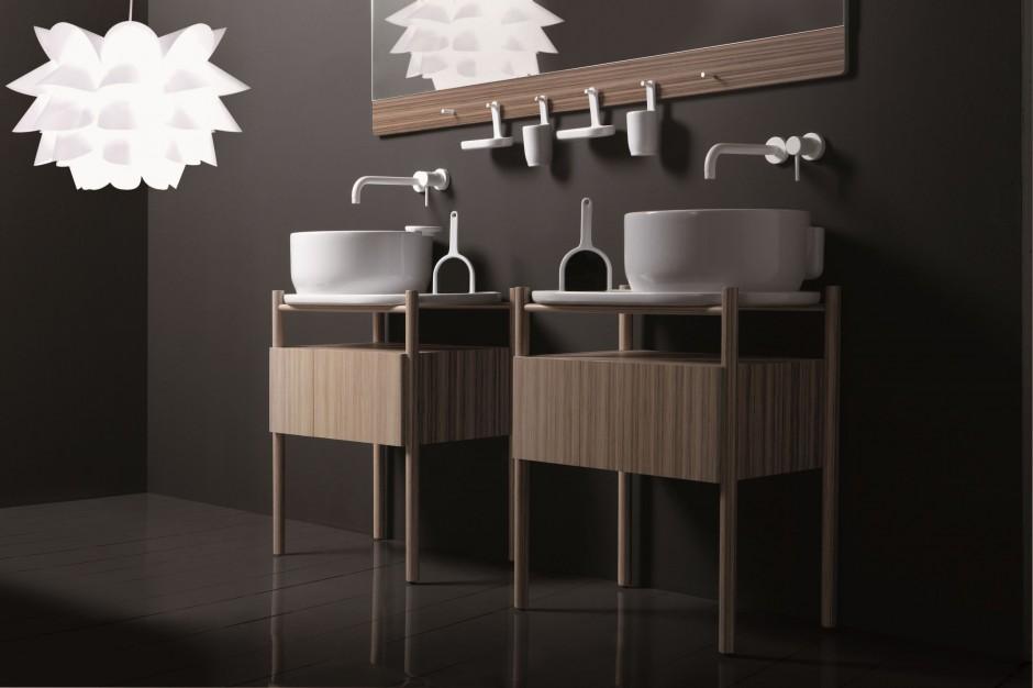 Umywalki jak misy – 12 pięknych modeli