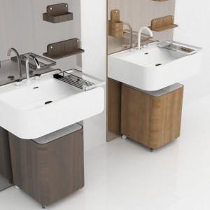 Więcej niż umywalka – zobacz zaskakujące nowości do łazienki