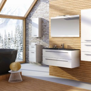 Zimowa łazienka – pomysły na wnętrza z klimatem