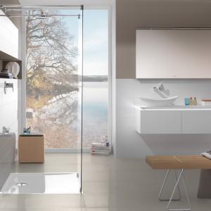 Brodziki prysznicowe – 10 nowoczesnych modeli