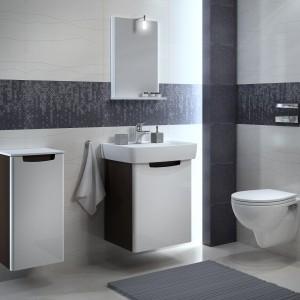 Białe szafki pod umywalkę – 12 modeli w cenie od 130 zł