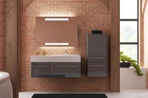 Inspirujemy Lustra Do łazienki Zobacz Modele Z Oświetleniem