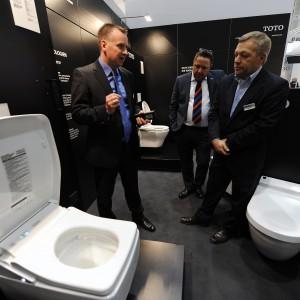Branża sanitarna na targach GET Nord 2014 w Hamburgu