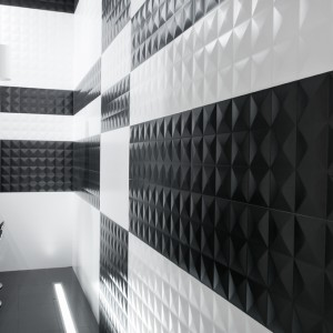 Aranżujemy - Płytki z efektem 3D – zobacz 12 wyjątkowych kolekcji  Łazienka.pl