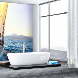 Fototapety do łazienki – zobacz najciekawsze pomysły