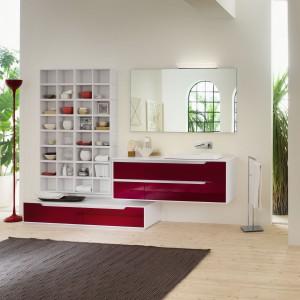 Meble do łazienki  – 12 pięknych kolekcji w połysku