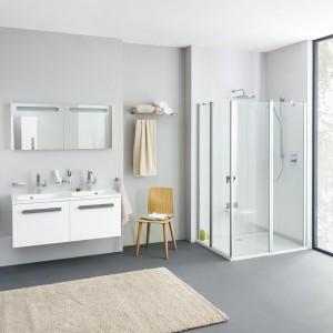 Białe meble do łazienki – 10 pięknych kolekcji