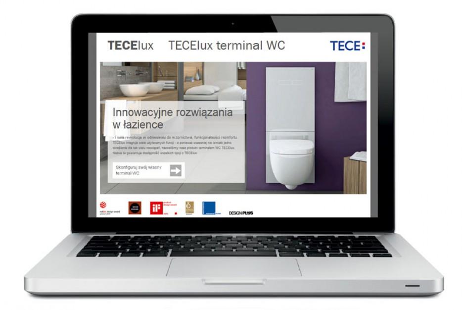 TECE uruchomiło wirtualny konfigurator terminala
