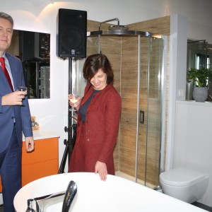 Intuition Bathrooms otworzyło nowy showroom w Warszawie – zobacz fotorelację