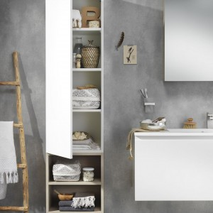 Mała łazienka: 12 modnych rozwiązań