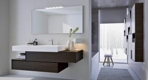 Łazienka w stylu nowoczesnym – 10 pięknych wnętrz inspirowanych zimą