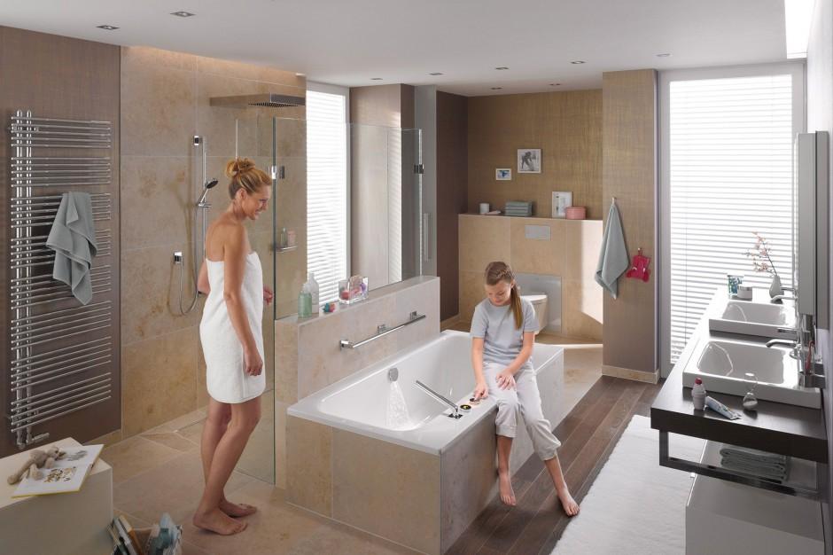 Relaks w salonie kąpielowym – zobacz najpiękniejsze wnętrza