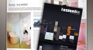 """Szósty numer magazynu """"Łazienka"""" już w sprzedaży [2014]"""