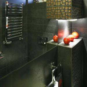 Łazienka dla gości – elegancka i zaskakująca