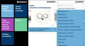 ProApp - nowa aplikacja Geberit dla urządzeń mobilnych