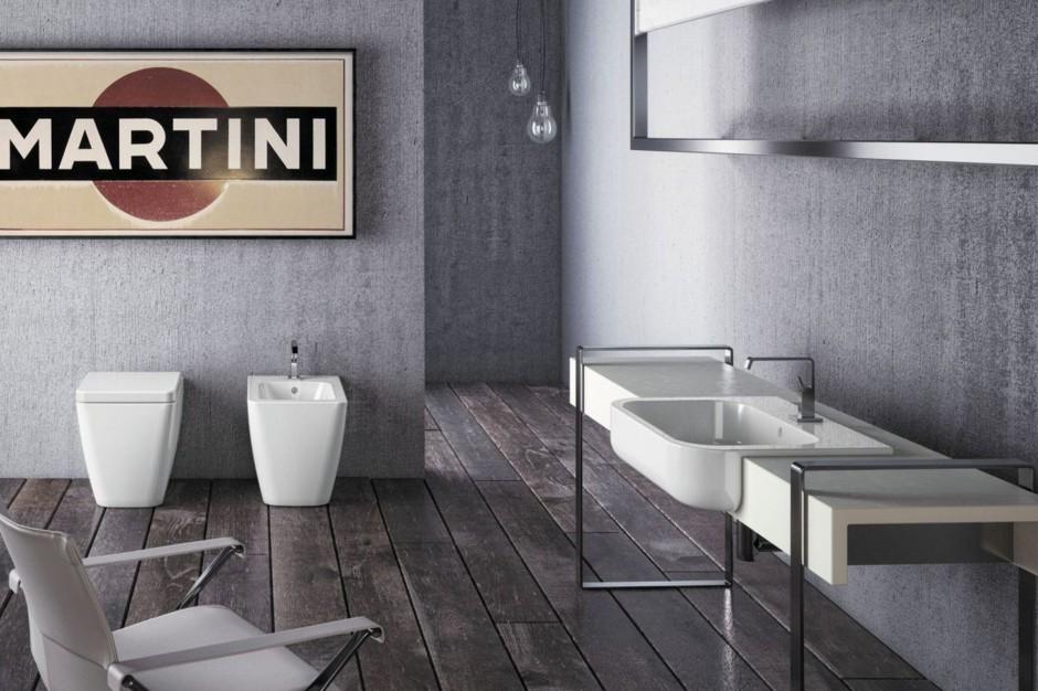 Łazienka w stylu loft – 12 modnych aranżacji
