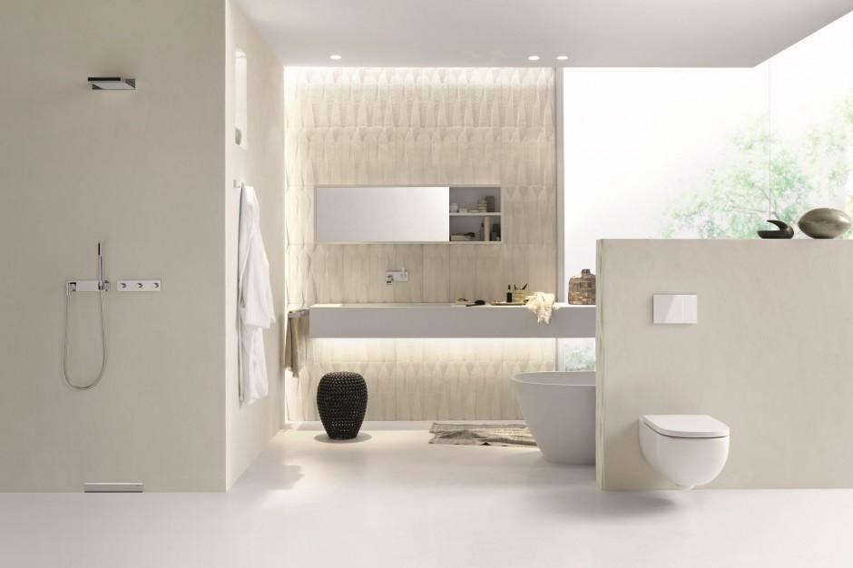 Shower element – ścienny zestaw odpływowy