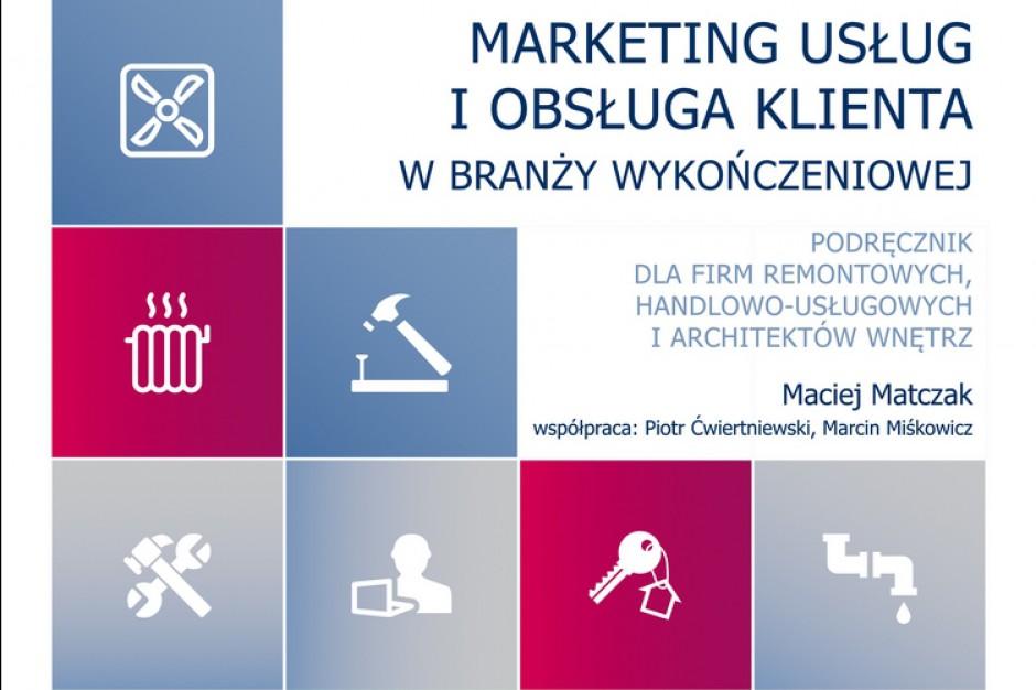 Marketing w branży wykończeniowej - ukazał się specjalny poradnik