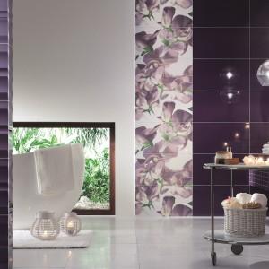 Płytki ceramiczne w modnym fiolecie – 11 najpiękniejszych kolekcji