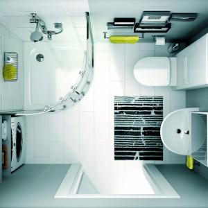 Meble do małej łazienki - przestrzeń optymalnie zaaranżowana