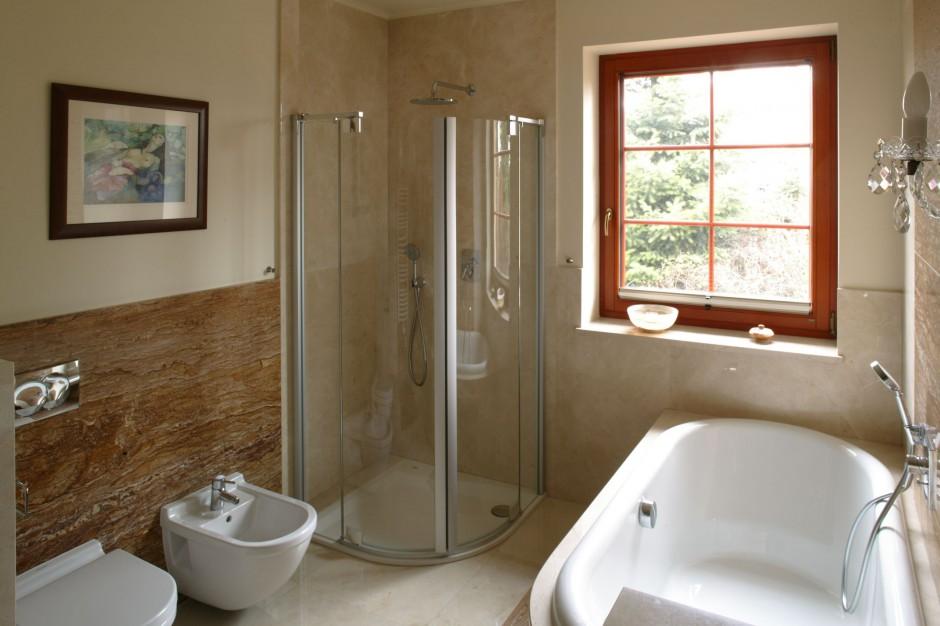 Aranżujemy Najpiękniejsze łazienki W Kamieniu Wnętrza Z