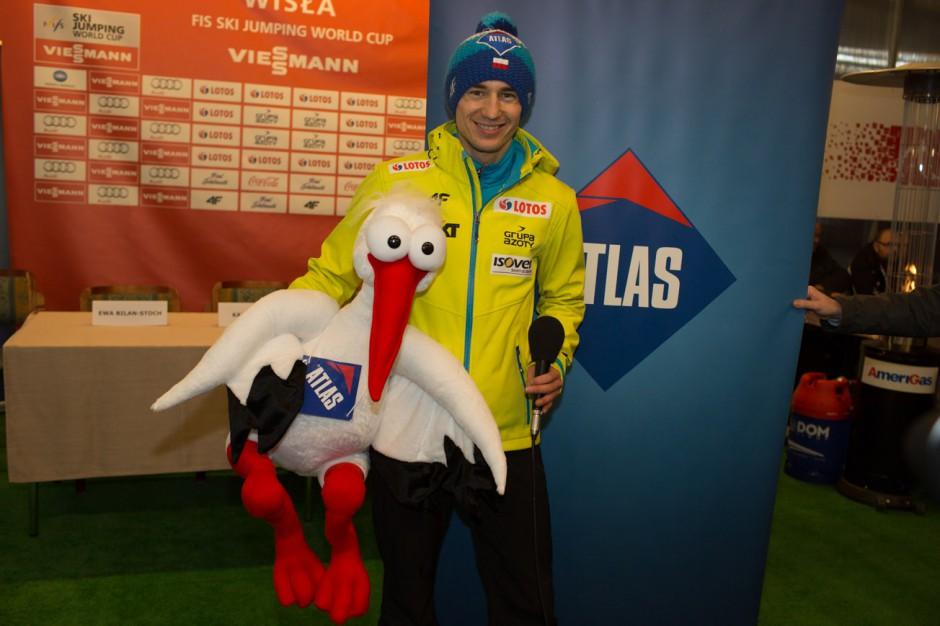 Atlas sponsorem głównym Kamila Stocha