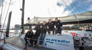 Fundacja We Are Water po raz drugi  w Barcelona World Race