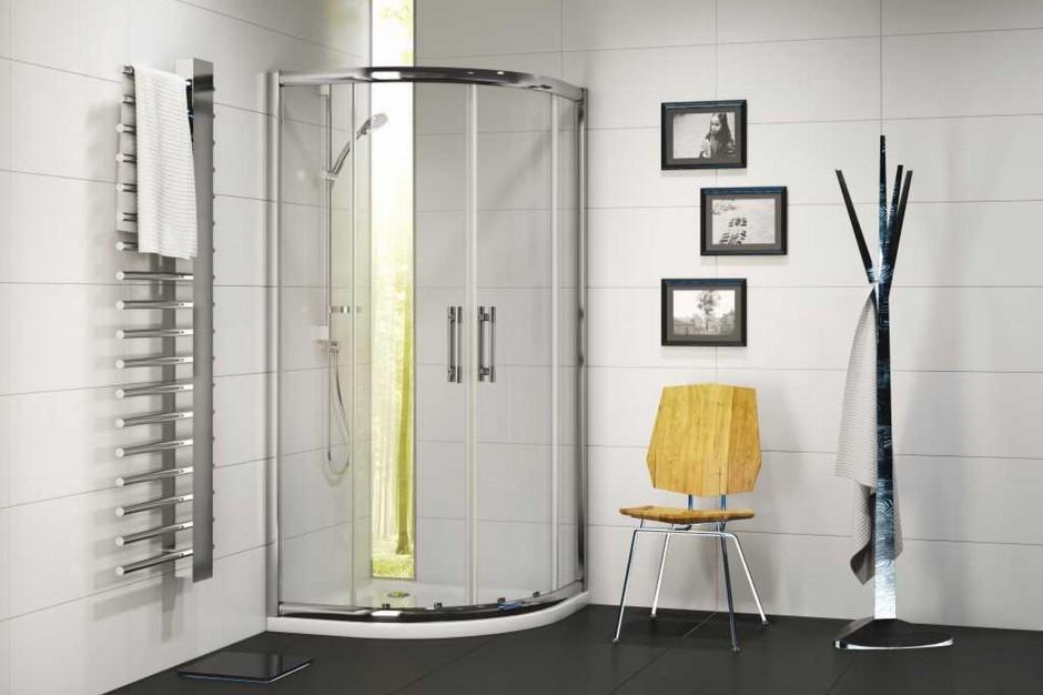 Kabiny prysznicowe do narożnika. Zobacz co jest modne!