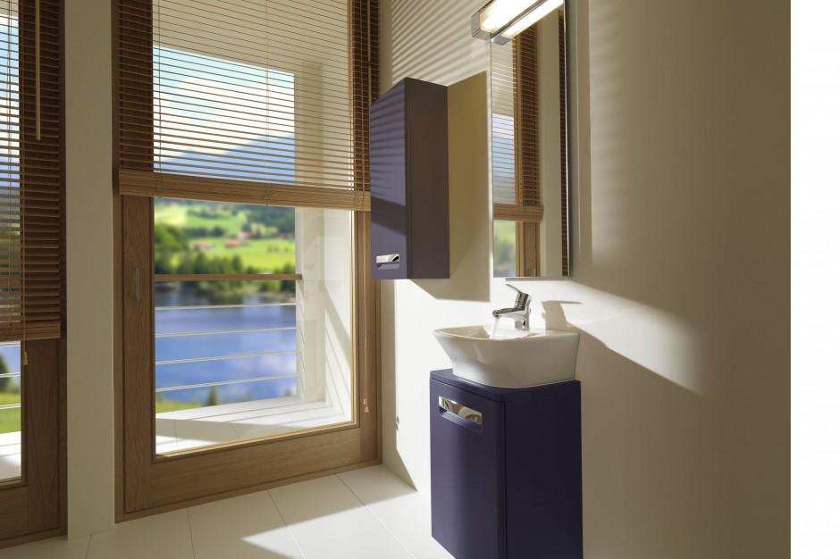 Mała łazienka – wybierz idealną umywalkę