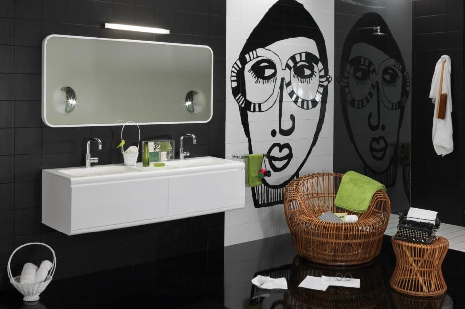 Lustro i meble łazienkowe – w zestawie czy oddzielnie?