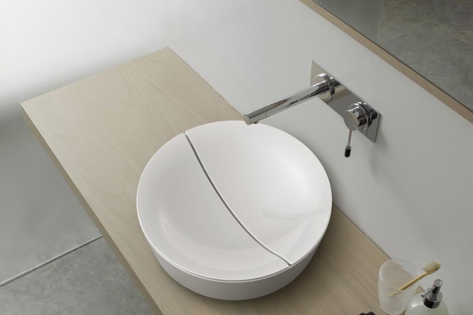 Umywalki Mizu marki Scarabeo – nowe spojrzenie na odprowadzanie wody
