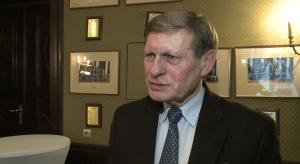 Prof. Leszek Balcerowicz: Nowe prawo upadłościowe pomoże w naprawie przedsiębiorstw