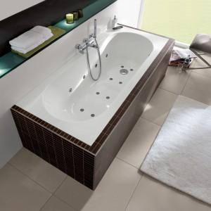 Wanny z hydromasażem – sposób na relaksującą kąpiel