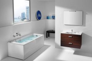Eleganckie i wygodne wanny – wybierz model do swojej łazienki