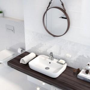 Białe płytki ceramiczne – 12 najmodniejszych kolekcji
