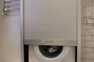 Łazienka z pralką – tak urządzisz małą, elegancką pralnię