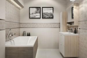 Płytki ceramiczne do małej łazienki – 12 kolekcji