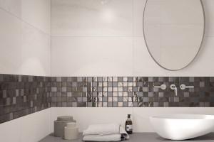 Aranżujemy Płytki Ceramiczne Do Małej łazienki 12