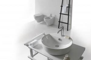 Umywalki stawiane na blat – 12 modeli w różnych stylach