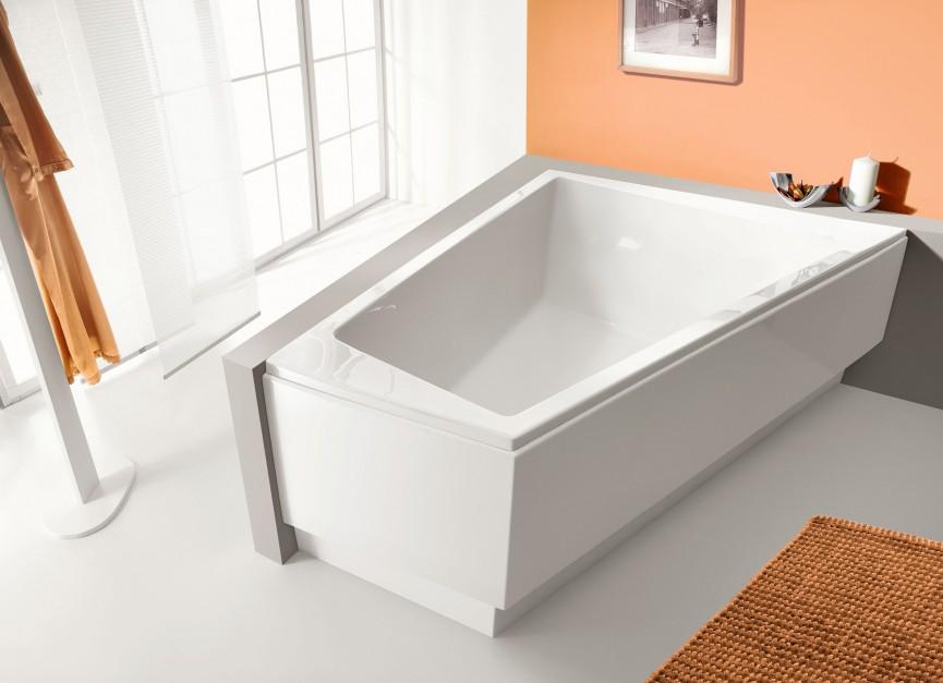 Aranżujemy Wanny Do Małej łazienki 12 Modeli Do Wnęki