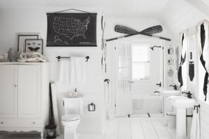 Łazienka w stylu skandynawskim. Tak modnie ją urządzisz