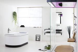 Eleganckie salony kąpielowe – 12 modnych aranżacji